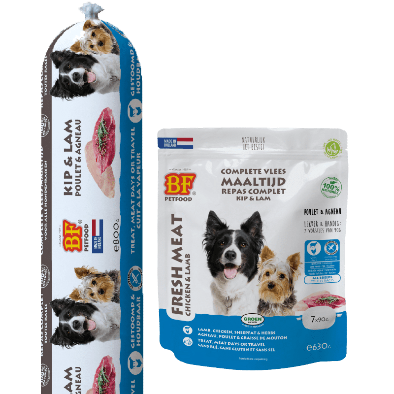 60408 6040 aliment complet chien agneau biofood 8