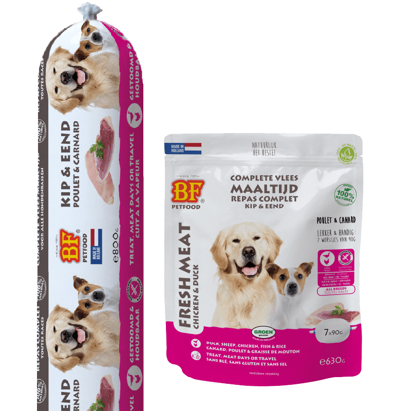 60428 6042 aliment complet chien canard biofood 8